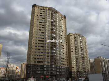 Высота корпусов 25 этажей